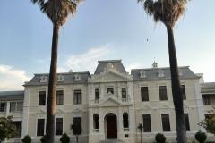 Random Building in Stellenbosch